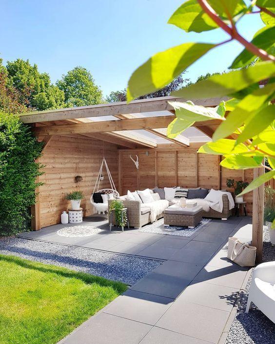 Pergolas Blaupause finden Sie hier! >> – inspiratie achtertuin – #achtertuin # …   – haushaltswaren