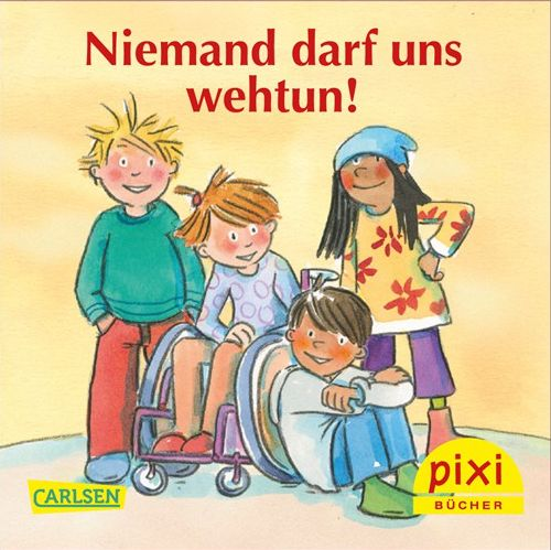 Pixi Buch Gewalt