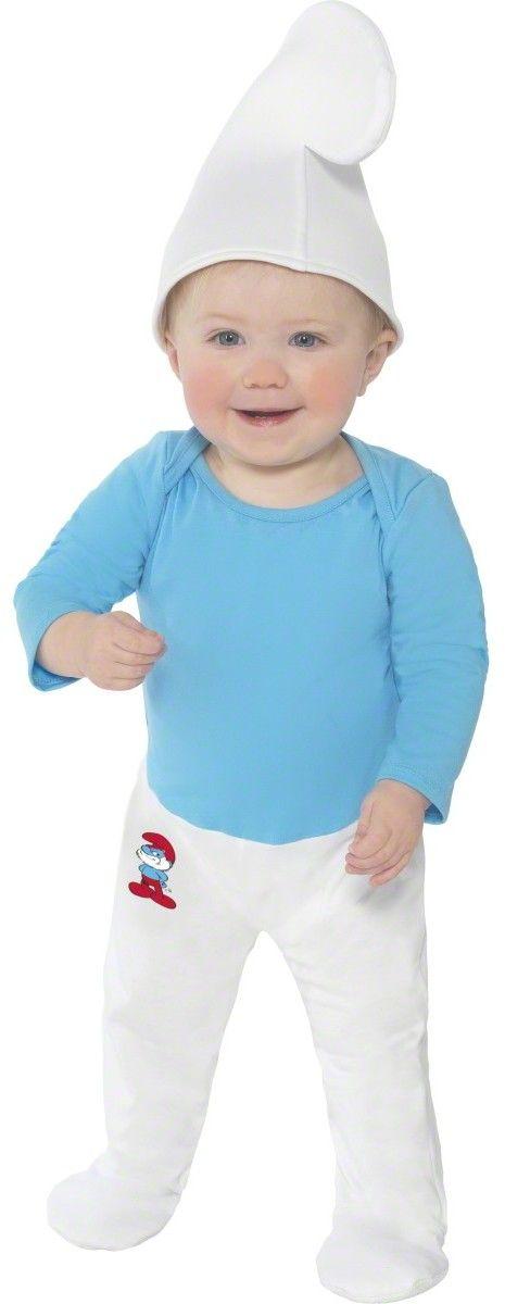 Déguisement Schtroumpfs™ bébé : Deguise-toi, achat de Deguisements enfants