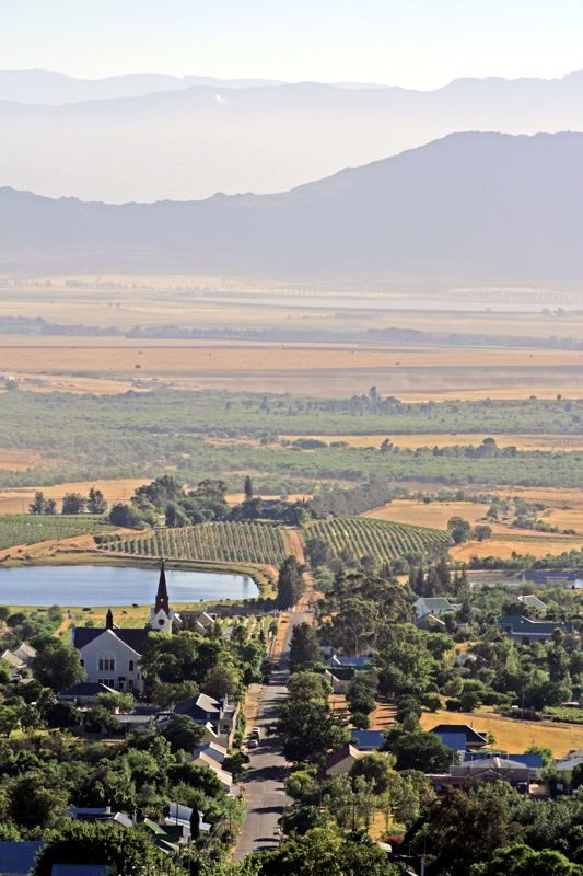 Riebeek Valley - South Africa