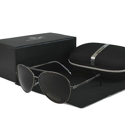 Mincl/2016 Mens Brand Sunglasses HD Polarized Glasses Men Integrated Eyewear8585