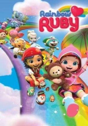 Rainbow Ruby Boneka Kertas dalam Bahaya