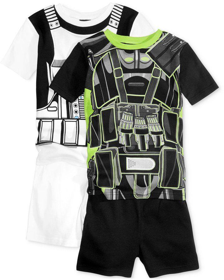 Stormtrooper Uniform Pajama Set