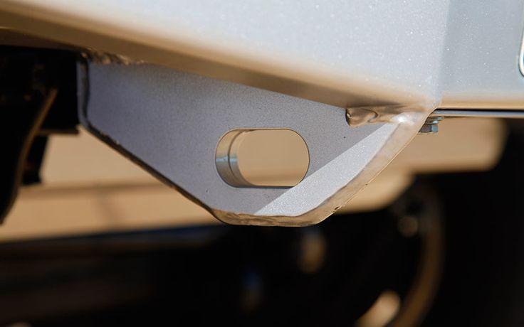 Toyota 70 Series V8 Landcruiser Outback Deluxe Bull Bar Steel   TJM Australia   4x4 Accessories