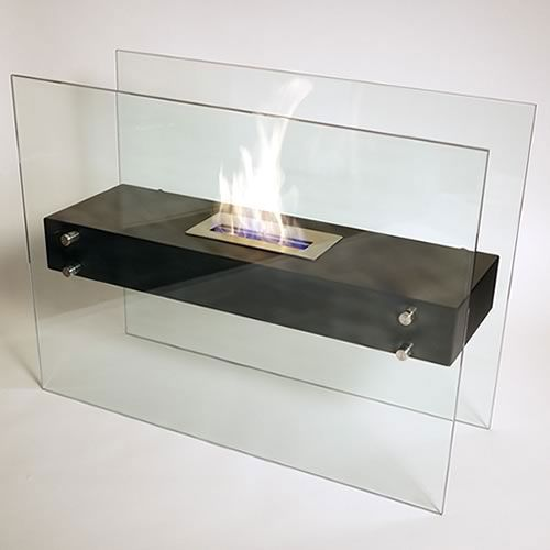 17 Best Ideas About Freestanding Fireplace On Pinterest Double Sided Fireplace 3 Sided
