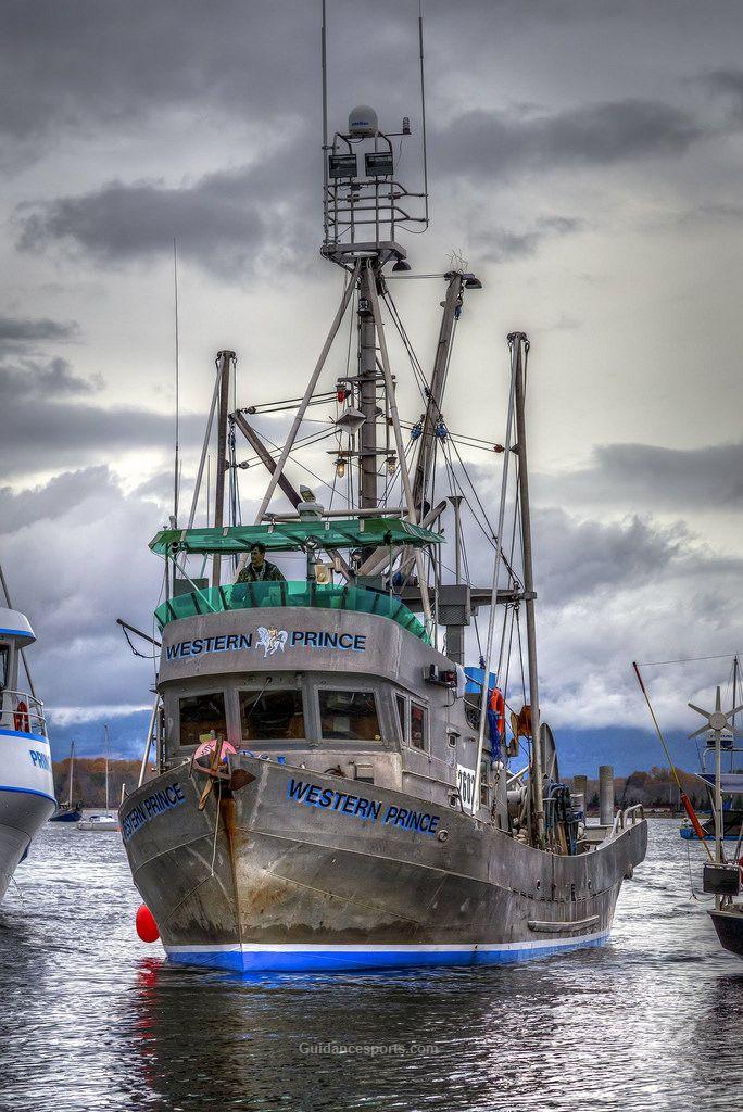 Western Prince Cowichan Bay, B.C. 9611