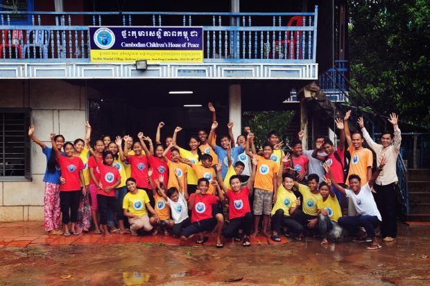 The Cambodian Children's House of Peace