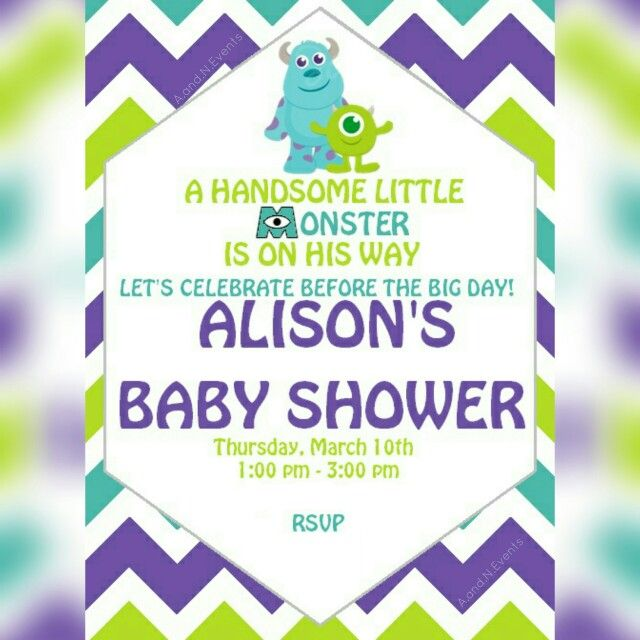 baby shower on pinterest monsters inc baby baby showers and