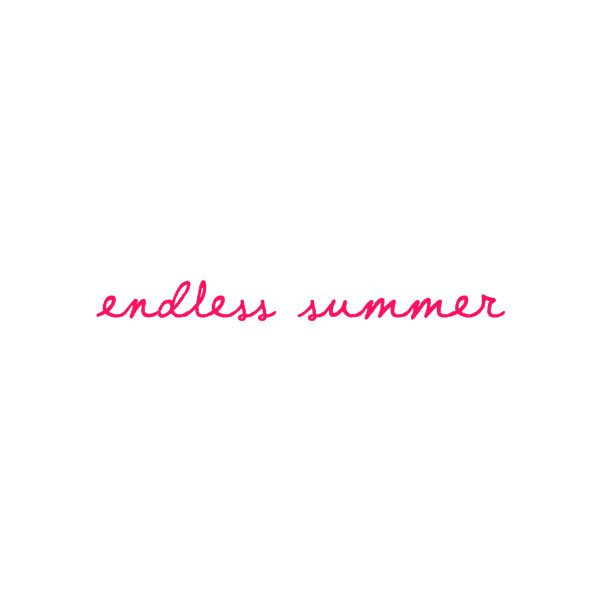 endless summer #summer #quotes +++For more quotes like this, visit http://www.quotesarelife.com/