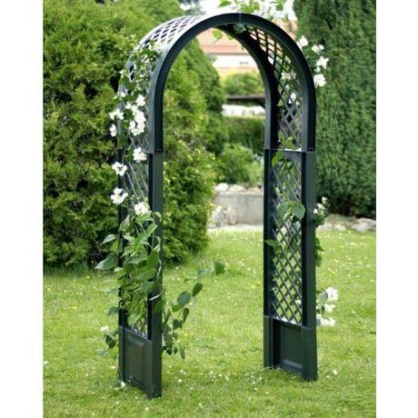 Садовая арка, Engard, зеленый, 207x100x43 см от производителя Engard