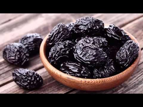 La mejor fruta antioxidante del mundo - YouTube