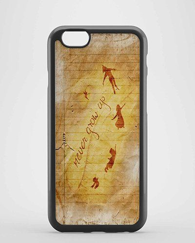 Peter Pan Never Grow Up for iPhone Case ,Samsung Case,Ipad case etc