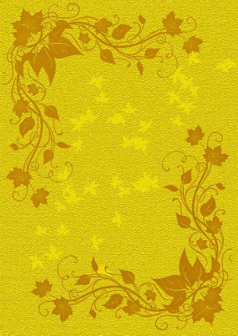 Золотая осень — Различные PSD, PNG, JPG файлы для фотошопа