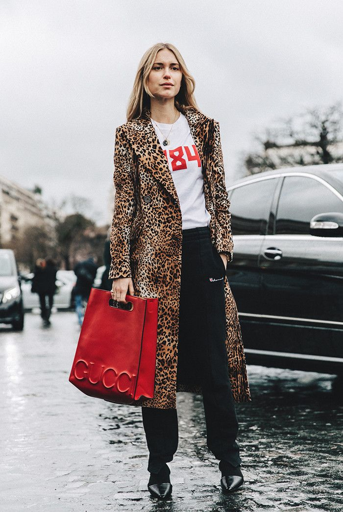 19 Outfits Starring Gucci Bags, Because the Obsession Is Real via @WhoWhatWearUK