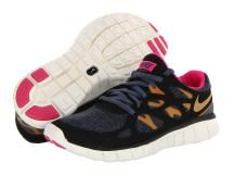 Favorite Toning Shoes for Walkers: Nike Free Run+ Shoes
