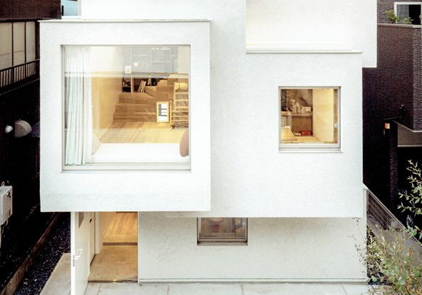 House in Tokyo by Daisuke Ibano (Central Tokyo, Japan)