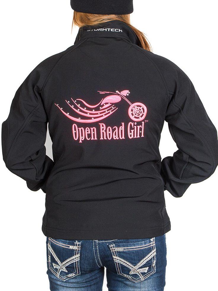 Harley Davidson Black Pink Thermal Hood