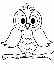 36 best Owl Coloring Pages images on Pinterest Coloring books