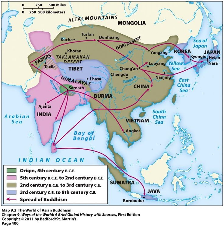 22 best history maps of india images on pinterest historical maps spread of buddhism map mystery of history volume 1 lesson 63 mohi63 gumiabroncs Gallery