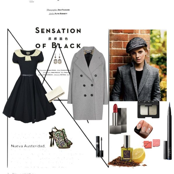 """Nueva austeridad"" by naughtystylishsoul on Polyvore"
