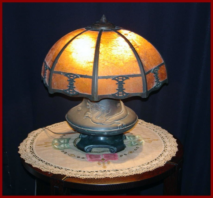 Vintage Style Table Lamps
