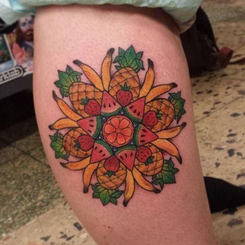 Best 25 Vegan Tattoo Ideas On Pinterest: 25+ Best Ideas About Fruit Tattoo On Pinterest