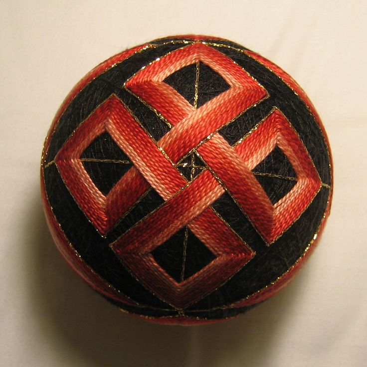 Temari: Playing with Knotwork