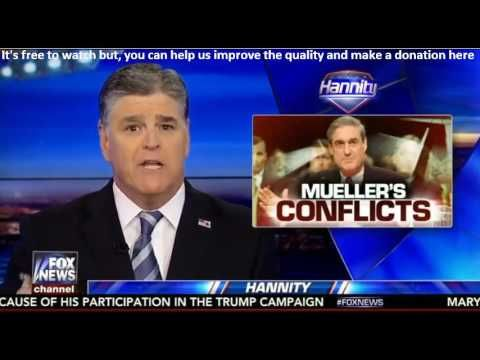 Sean Hannity 6/12/2017, Breaking News - President Trump Latest News Today