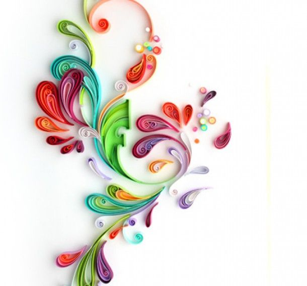 Gorgeous paper art work!