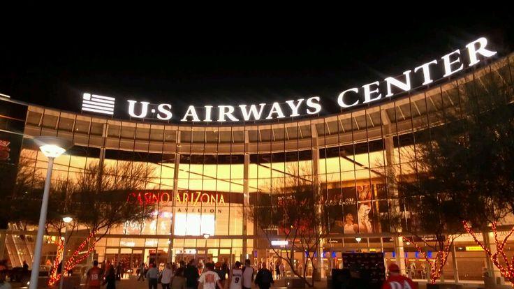 Suns Basketball / US Airways Center in Phoenix, AZ