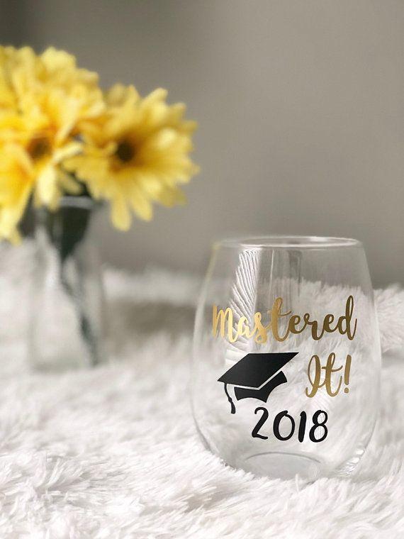 mastered it wine glass