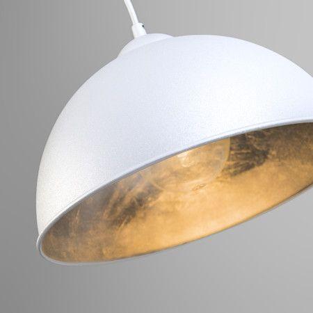 Lámpara colgante MAGNA Eco blanco