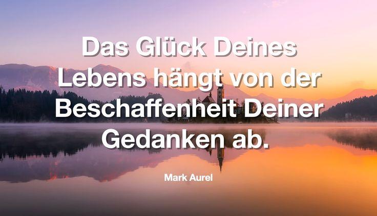 #glück #zitate #weisheiten #sprüche