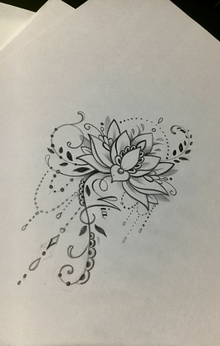 die besten 25 mandala lotus flower ideen auf pinterest. Black Bedroom Furniture Sets. Home Design Ideas
