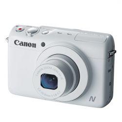 Canon PowerShot N100 alb - 12.1 Mpx, zoom optic 5x, wide 24mm - F64