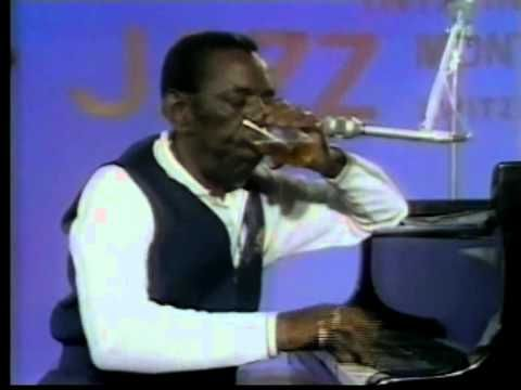 "King Curtis &  New Orleans own, Champion Jack Dupree 1971 ""Poor Boy Blues"""