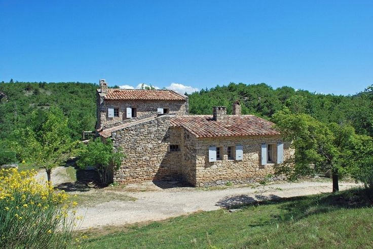 [MEN-6078-SA] East Luberon - Stone house