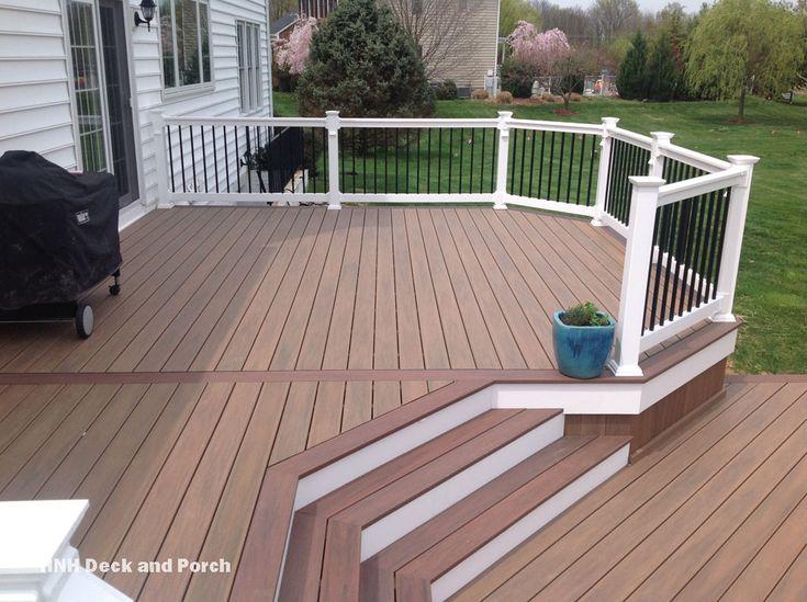 Best images about hnh low maintenance wood decks on