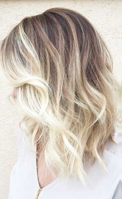20 Best Blonde Ombre Short Hair | http://www.short-haircut.com/20-best-blonde-ombre-short-hair.html