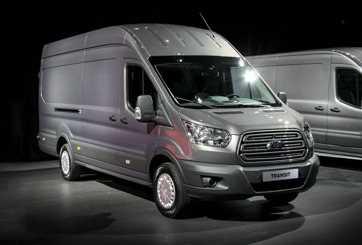2014 Ford Transit You Could Easily Mistake It For The