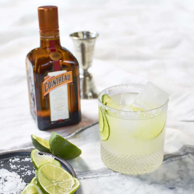 Margarita Recipe Cointreau, Fresh Margarita Recipe