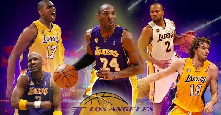 Onde comprar ingressos de jogos do Los Angeles Lakers e NBA #viagem #california