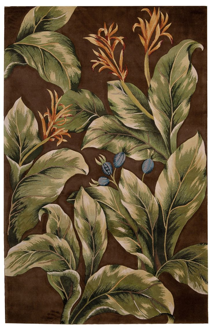 Tropics Rug | Wayfair