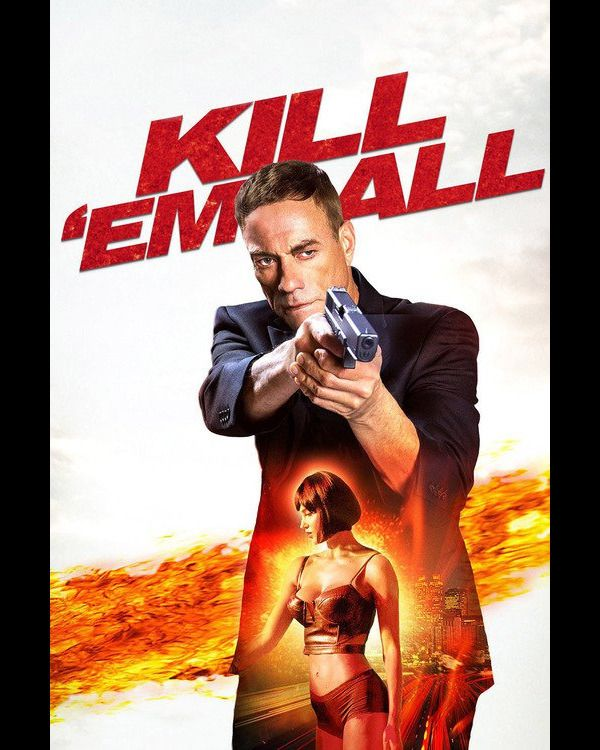 #freemovies  #streaming  #movie #Action #Crime #Mystery  #KillemAll  Watch Kill'em All Free on 123Movies After a massive shootout a mysterious stranger (Van Damme) arrives at a local hospital on the brink of death. Then a foreign gang brazenly comes to the hospital to hunt him down. His nurse the sole surviving witness to the follow-up shootout must face an FBI interrogation that unlocks a plot of international intrigue and revenge. With enough twists and turns KILL'EM ALL will keep you…