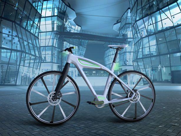 eCycle: Konzept eines E-Bikes aus einem Guß - http://www.ebike-news.de/ecycle-konzept-eines-e-bikes-aus-einem-gus/3859