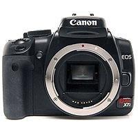 Canon Eos Digital Rebel XTI 10.1 - used camera