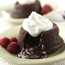 Moelleux au Chocolat… A French classic that literally melts in your mouth!!! This dessert is usually made in individual ramekins, but see ...