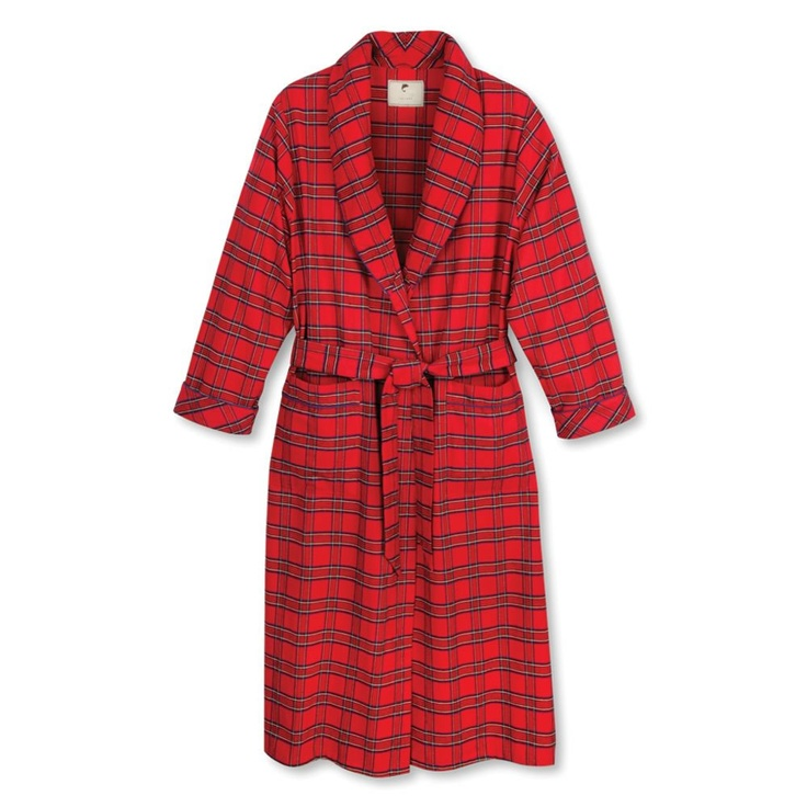 The Genuine Irish Flannel Robe