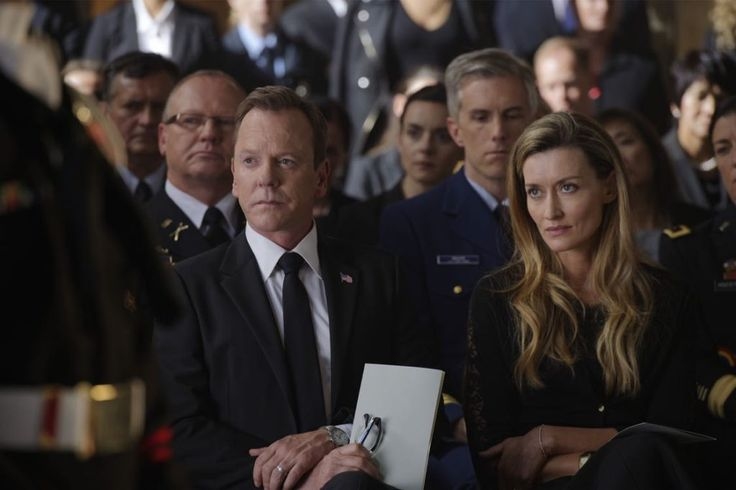 DESIGNATED SURVIVOR Season 1 Episode 3 Photos The Confession