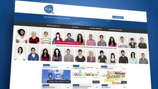 Université Numérique (Ouverture de la plateforme FUN - France Université Numérique)